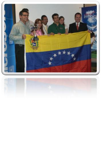 Feinalista por Venezuela